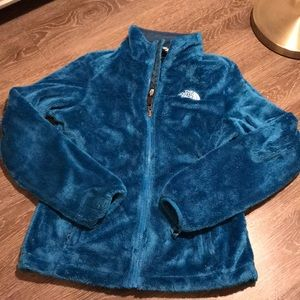 The North Face Fuzzy Sweater Size Small
